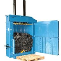 Heavy Duty Balers | WastePac Compact Baler 550