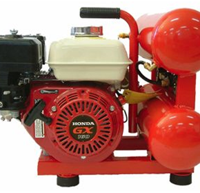 Portable Petrol Compressor | COWP14DD | Westair