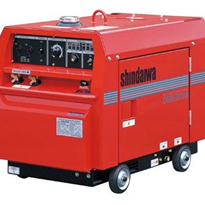 Engine Driven Welder | GEDGW201M | Shindaiwa
