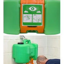 Self Contained Portable Eyewash Station | H-P400