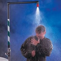 Portable Interim Emergency Shower | H-STD40K