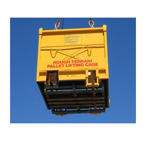 Construction Safety Equipment Leasing | Pallet Lifting Cages Hire