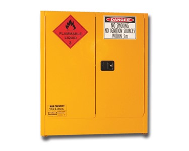 Spill Station 160L Flammable Liquids Safety Cabinet