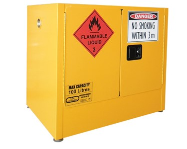 Spill Station 160L Flammable Liquid Storage Cabinet