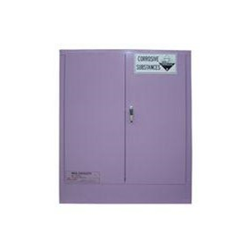 Corrosive Substance Storage Cabinet | BCCLS