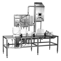 High Speed Automatic Fillers | Liquid Filling System Model 450-01