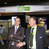 Austech 2013: Connecting local manufacturers and SMEs