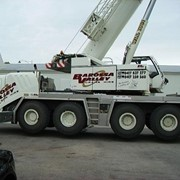 Lifting Solutions | Mobile Taxi Crane Hire