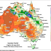 Rainfall charts provide useful rainfall information