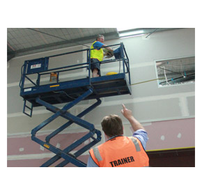 Scissor Lift Training