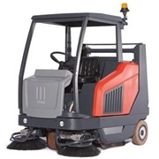 Industrial Ride On Floor Sweeper | B/P/D1500 RH | Sweepmaster