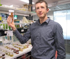 Dr Jan Bekker is on a mission to identify new compounds that could ultimately play a role in the fight against cancer.