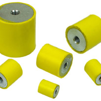 Vibration Dampening Isolators | MultiCushions | SureDamp