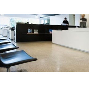Concrete Flooring | Polished Honed Aggregate