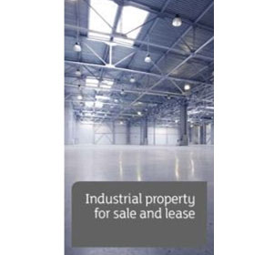 Commercial & Industrial Property for Sale or Lease