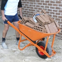 Wheelbarrows from Richmond Wheels and Castors
