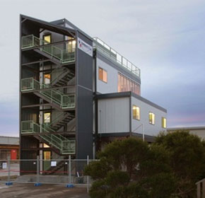Modular Buildings | Modulink Multi Level Offices
