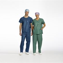 Single-Use Scrub Suits | BARRIER®