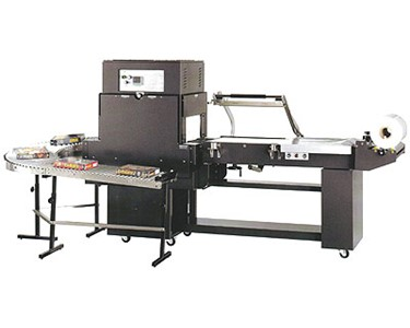 Shrink Wrap Machine with Tunnel