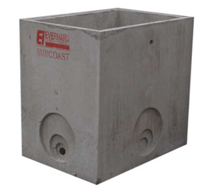 Concrete Products | Precast Stormwater Pits