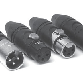 XLR Cable Connectors | AX series