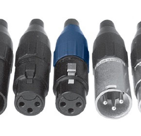 XLR Cable Connector | AC Series