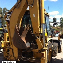 Used 2006 Caterpillar 432D Truck