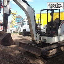 Used 2006 Terex HR18 Truck