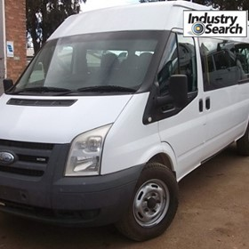 Used 2008 Ford Transit Truck