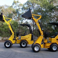 Mini Loaders | XG Stingray