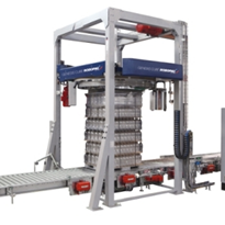 Stretch Wrapping Machine | Genesis Cube
