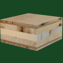 Timber | Eco-Core SVL (Solid Veneer Lumber) Faced Panel