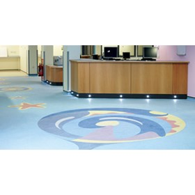 Vinyl Commercial Flooring | XL PU