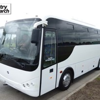 Used 2009 BCI PROMA DX 33 COACH Truck