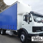 Used 1990 Mercedes-Benz 2222 Truck
