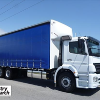 Used 2007 Mercedes-Benz AXOR 2533 Truck