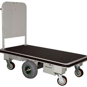 Battery Powered Platform Trolley | Turnmate
