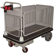 Platform Trolleys | Cagemate - Battery Powered