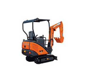 Mini Excavators | Hitachi Standard
