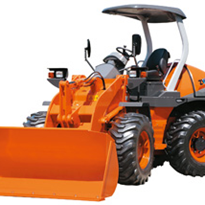 Compact Wheel Loaders | Hitachi ZW80
