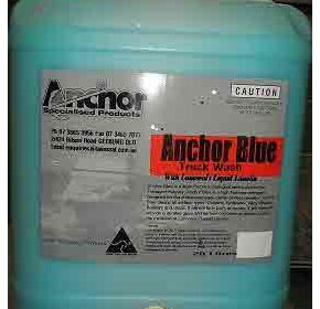 Truck Wash | Anchor Blue