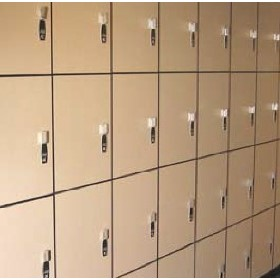 Square Door Lockers | Traditional Range