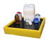 100% chemically resistant spill response equipment