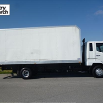 Used 2007 Fuso FIGHTER FK5.0 Truck