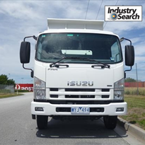 Used 2009 Isuzu FRR500 FACTORY TIPPER