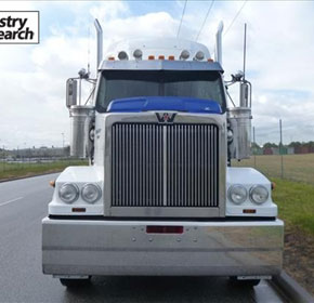 Used 2009 Western Star 4800FX STRATOSPHERE  Truck