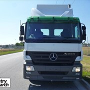Used 2007 Mercedes-Benz ACTROS 1841 4X2 Truck