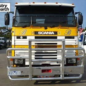 Used 1991 Scania R113 Truck