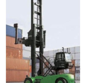 Lifting to new heights with the Vulcan C90 Container Handler