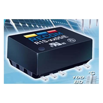 Converter | RECOM High Efficiency 1W DC/DC